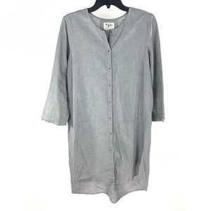 Anthropologie Holding Horses Button Down Dress